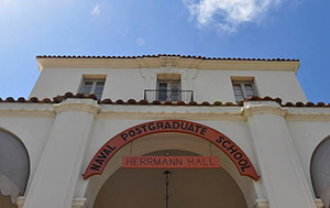 Herrmann Hall on the NPS Campus