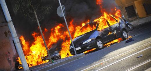 angled car bomb