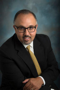 Naval Postgraduate School NSA Chair Dr. Mohammed Hafez.
