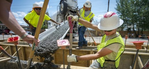 public works, construction, training, homeland security