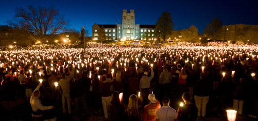Virginia Tech remembrance